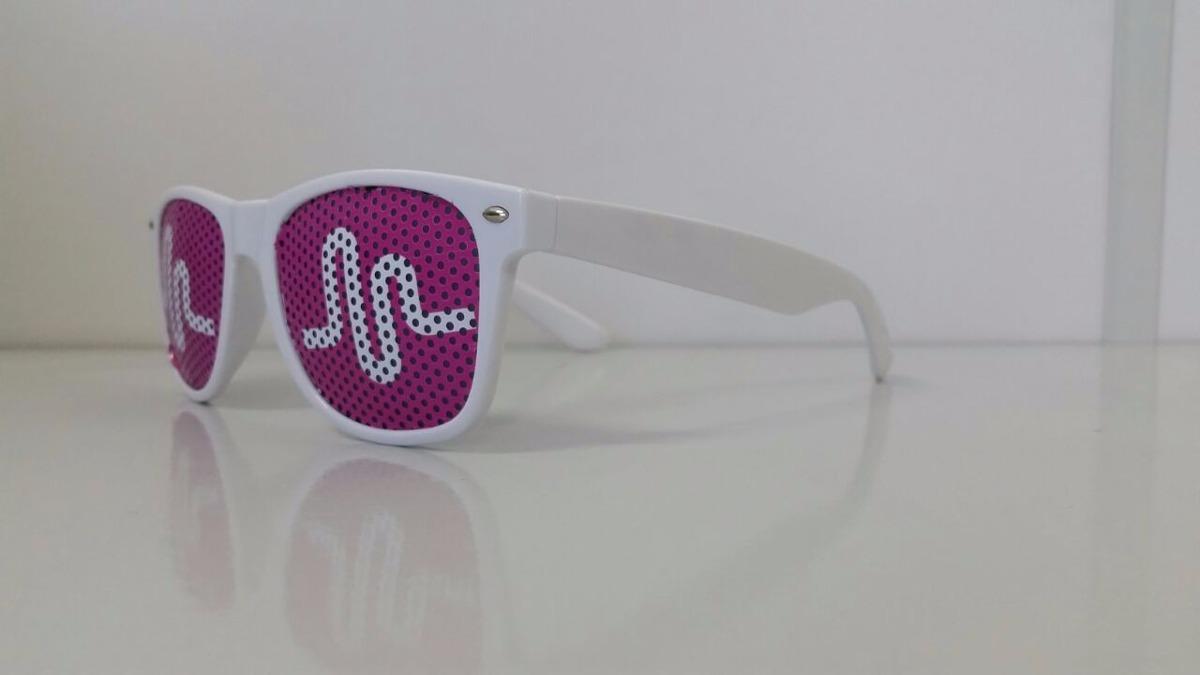 óculos musical.ly muser - lente personalizada - frete grátis. Carregando  zoom. d674c6d903