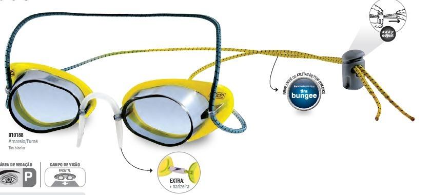 oculos natação competição speedo kit c2 touca aquafast. Carregando zoom. 71e192f7f39