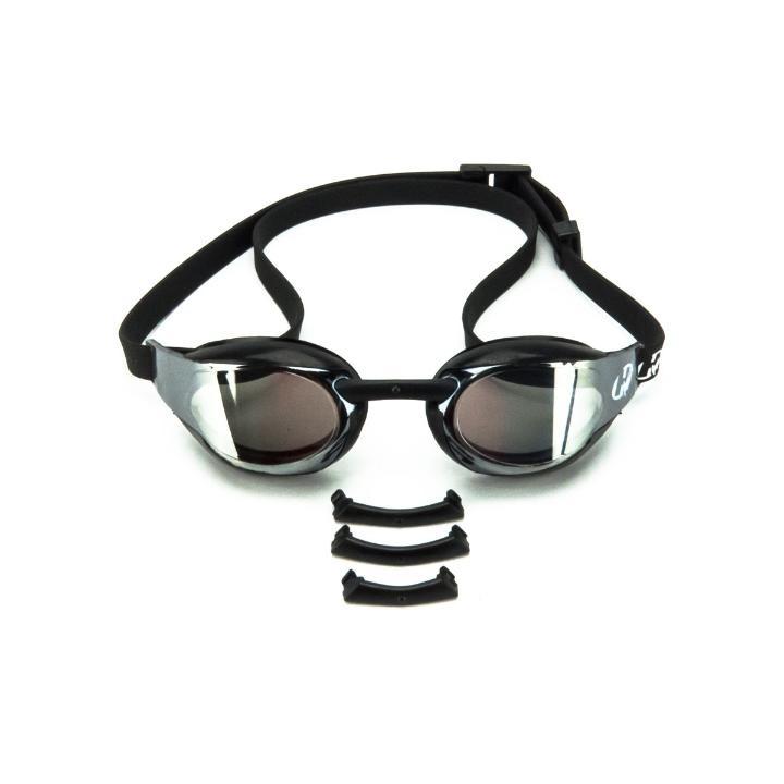 b2d40cb43681f Óculos Natação Hammerhead Espelhado Icon Mirror Pr Medinas - R  72 ...
