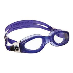 d492eb435 Óculos De Natação Aqua Sphere Kaiman Lente Transparente - Natação no  Mercado Livre Brasil