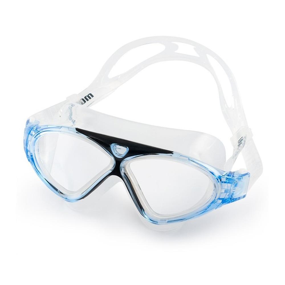 oculos natação mormaii orbit azul tira lentes transparentes. Carregando  zoom. 708f572ddf