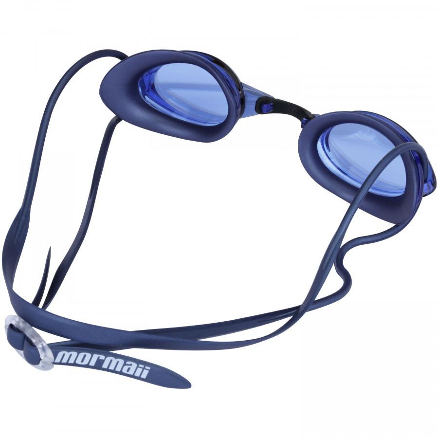 Óculos Natação Piscina Proteção Uv Mormaii Flexxxa Azul - R  48,80 ... 49265af886