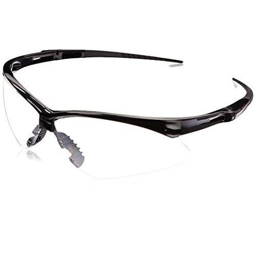 Oculos Nemesis Jackson Armacao Preta Lente Incolor Anti Emba - R  35 ... 3375c4835b