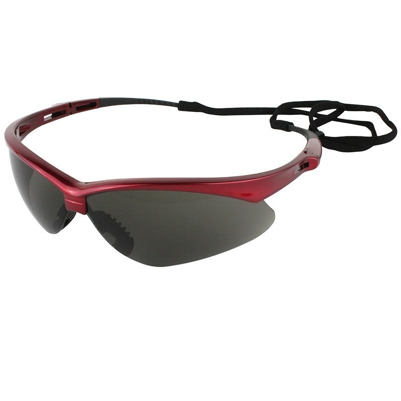 f6c1bab25eb83 oculos nemesis jackson armacao vermelho lente fume ca uv un. Carregando  zoom.