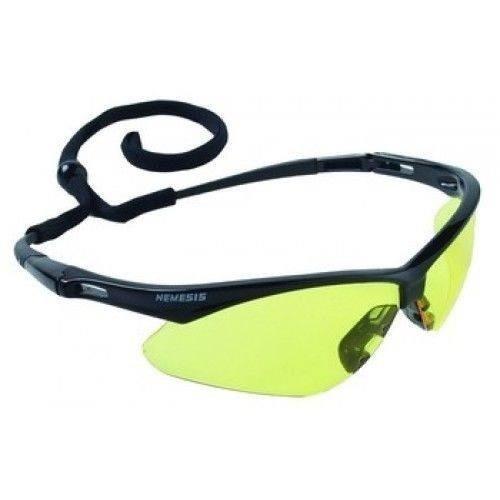 cc162cfa7144e Oculos Nemesis Jackson Armação Preta Lente Amarela Noturno - R  66 ...