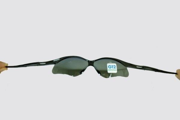 Óculos Nemesis Jackson Armação Preta Lente Fume Uv Ca Unid - R  48 ... 0697fef85a