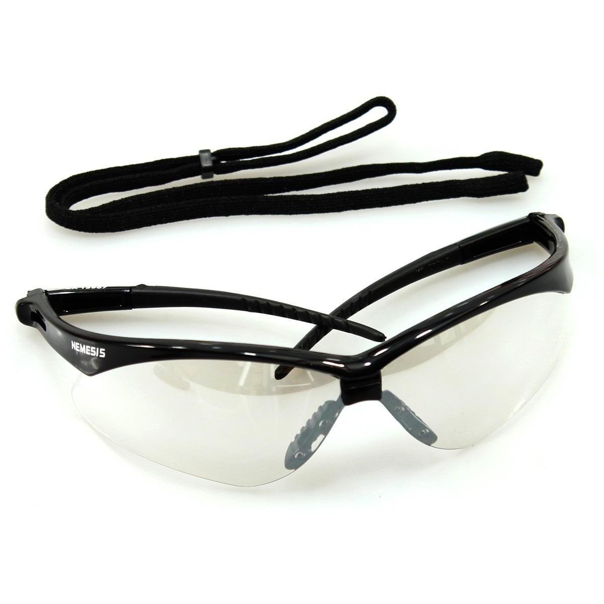 5c3ac86afe040 Óculos Nemesis Jackson Armação Preta Lente In-out Uv Ca Unid - R  48,90 em  Mercado Livre