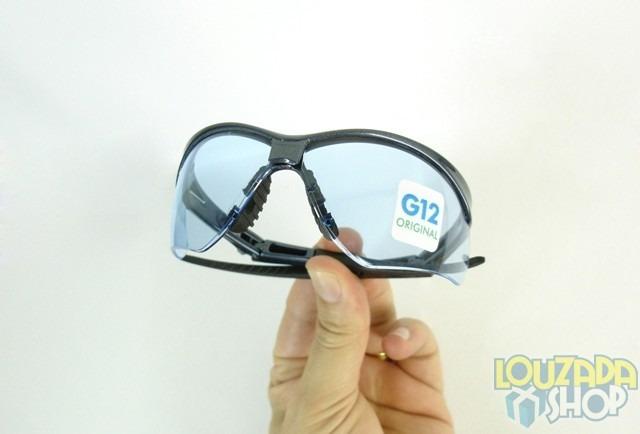 Oculos Nemesis Jackson G12 Flexivel Azul Claro Vídeo Filter - R  49 ... 27d508c880