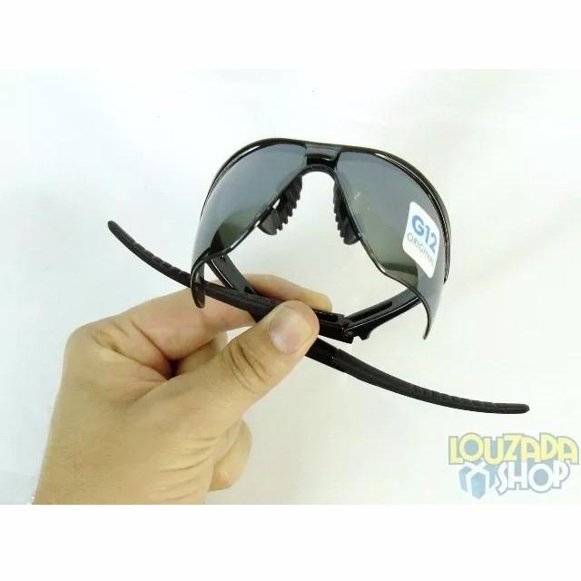 Oculos Nemesis Jackson Preto Lente Fume G12 Flexivel Ca Epi - R  64 ... 343bf788b1