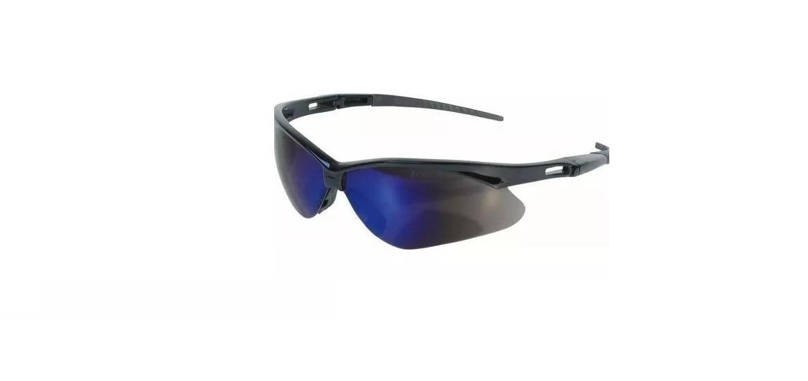 d2228de612d24 óculos nemesis jakcson proteção uv epi ca preto lente azul. Carregando zoom.