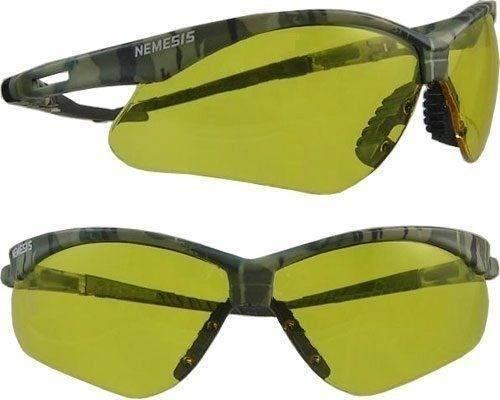 1029f78aae9c0 Oculos Nemesis Safet Armaçao Camuflada E Lente Bronze - R  35