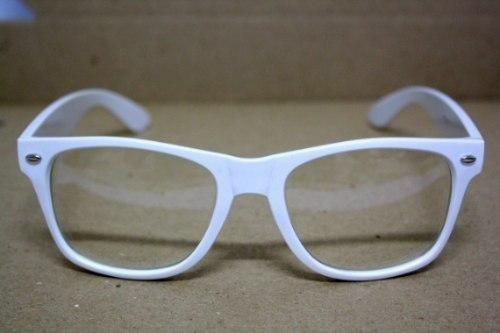 Óculos Nerd Clássico Com Lente Transparente Todas As Cores - R  21 ... 2f9c684b52