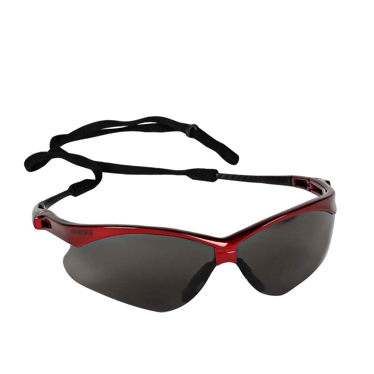 cd5771c25e80a Óculos Nêmesis Vermelho Lentes Pretas - R  42,00 em Mercado Livre