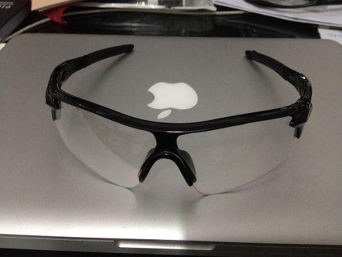 75b493572bd4d Óculos Noturno Transparente Bike Ciclismo - R  29,00 em Mercado Livre