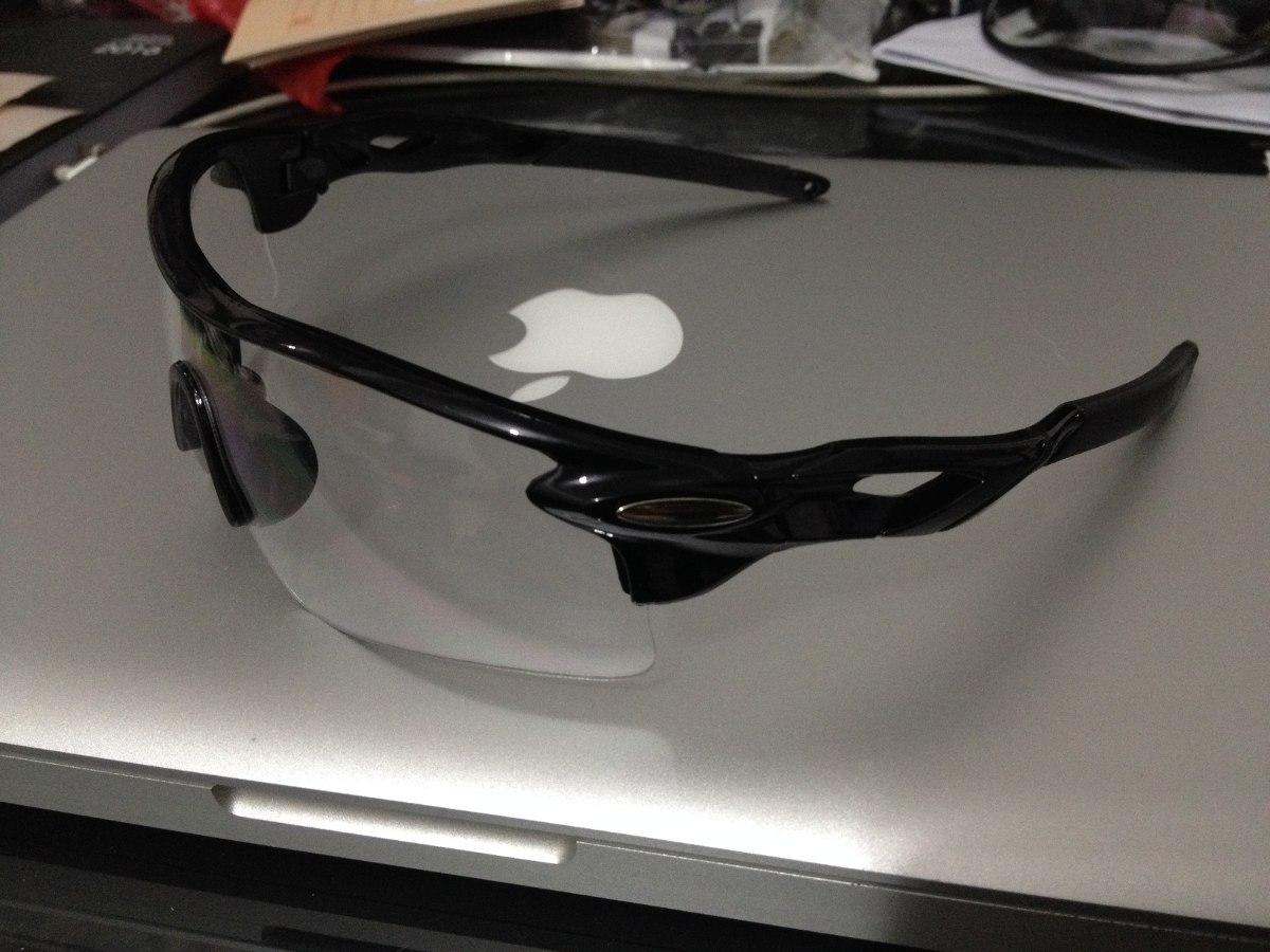 3ee0358e832f3 Óculos Noturno Transparente Bike Ciclismo - R  28,00 em Mercado Livre