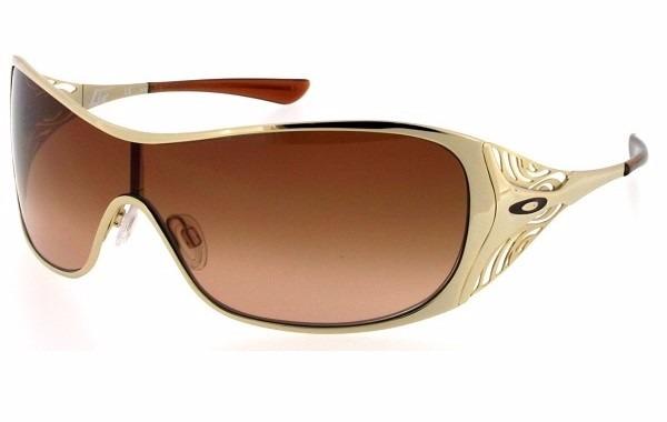 1dff588eef92d Oculos Oak Liv Dourado Lente Marron Temos Dart E Remedy - R  149,00 ...