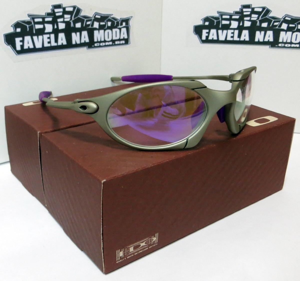 49088e3bfc253 óculos oak. (romeo 1) + caixinha saquinho medalhão brinde. Carregando zoom.