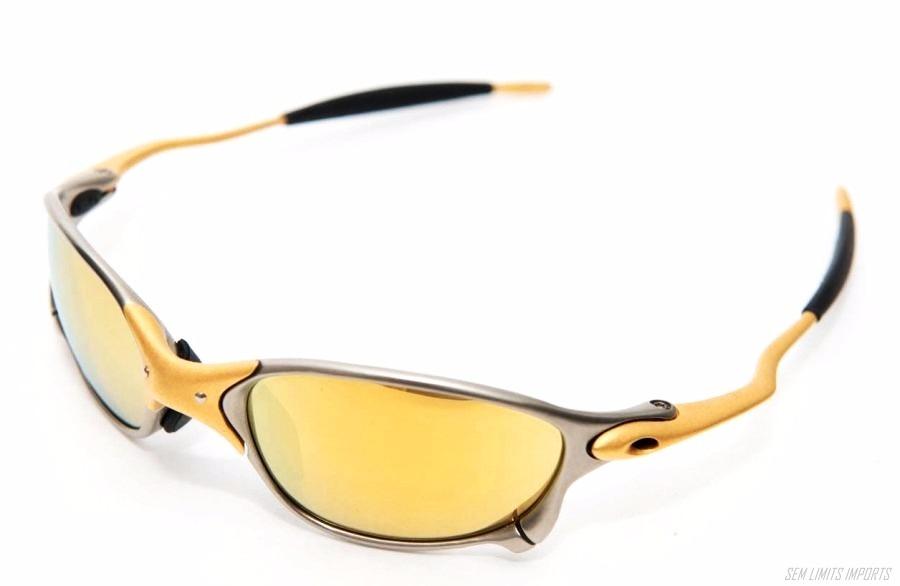 cb0da477ec314 oculos oakley 24k double xx 24k iridium frete gratis oferta. Carregando  zoom.