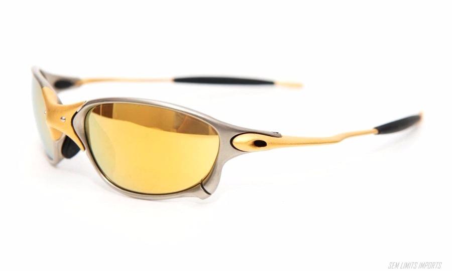 8363e7e011089 Oculos Oakley 24k Double Xx Gold Frete Gratis Oferta So Hoje - R ...