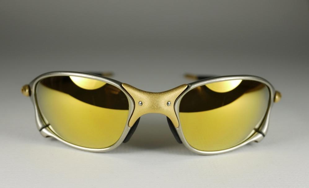 4d4898e42 oculos oakley 24k double xx gold frete gratis oferta so hoje. 4 Fotos