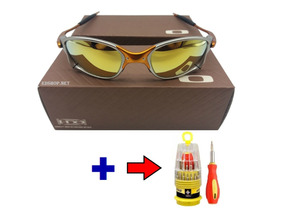 c5f7088f0 Oculo Oakley Juliet Dourado Melhor De Sol Santa Catarina - Óculos no Mercado  Livre Brasil