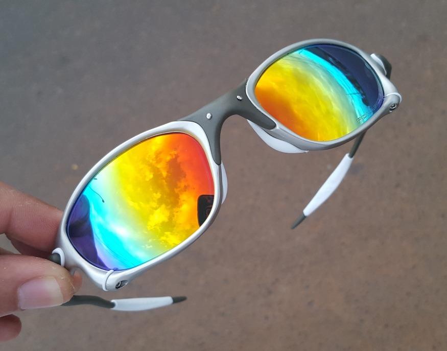 óculos oakley 24k madman juliet double x tio 2 arco íris top. Carregando  zoom. 5094c13f61f