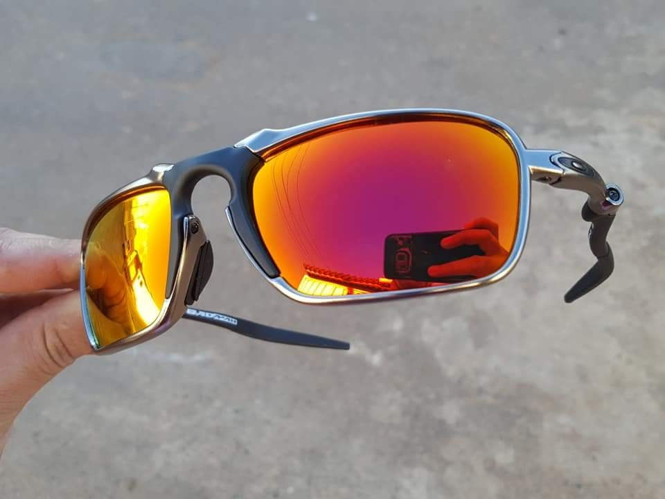 4a455cb67edc3 óculos oakley 24k madman mars juliet double x penny badman. Carregando zoom.