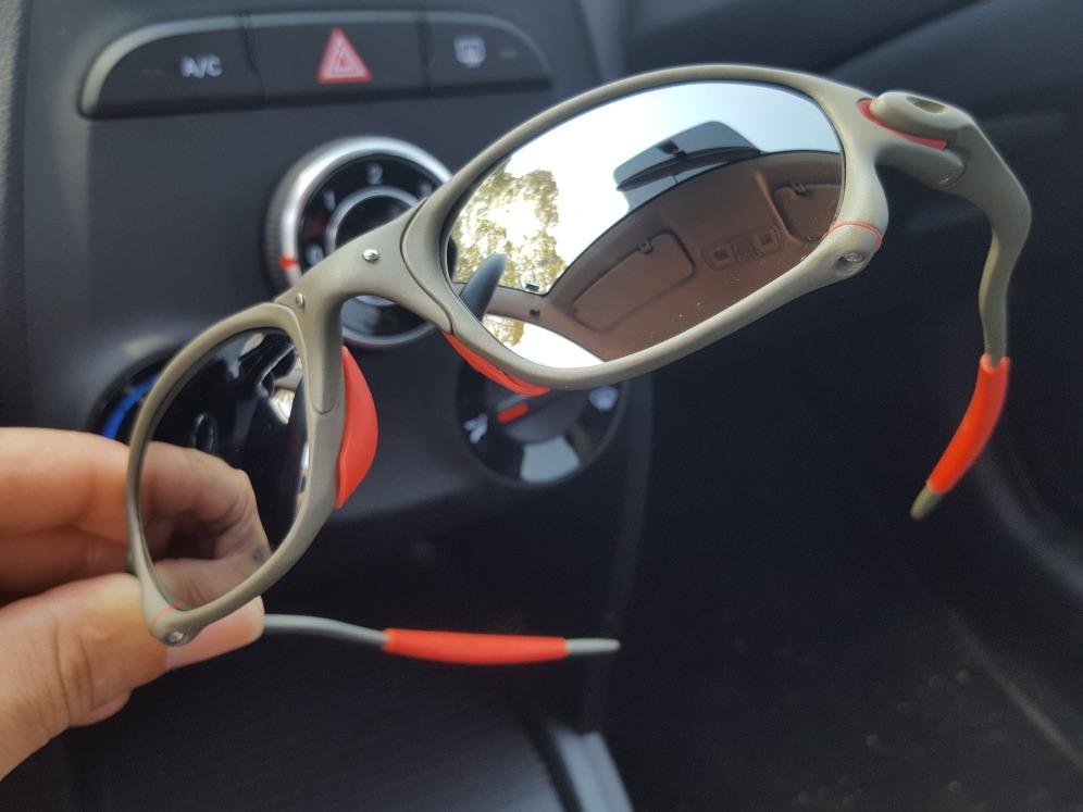 1d0d676c8b46e óculos oakley 24k penny juliet mars tio 2 double x arco íris. Carregando  zoom.