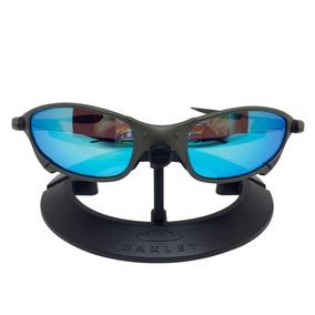 28165ee7b Juliet 24k Azul - Óculos De Sol Oakley Juliet no Mercado Livre Brasil