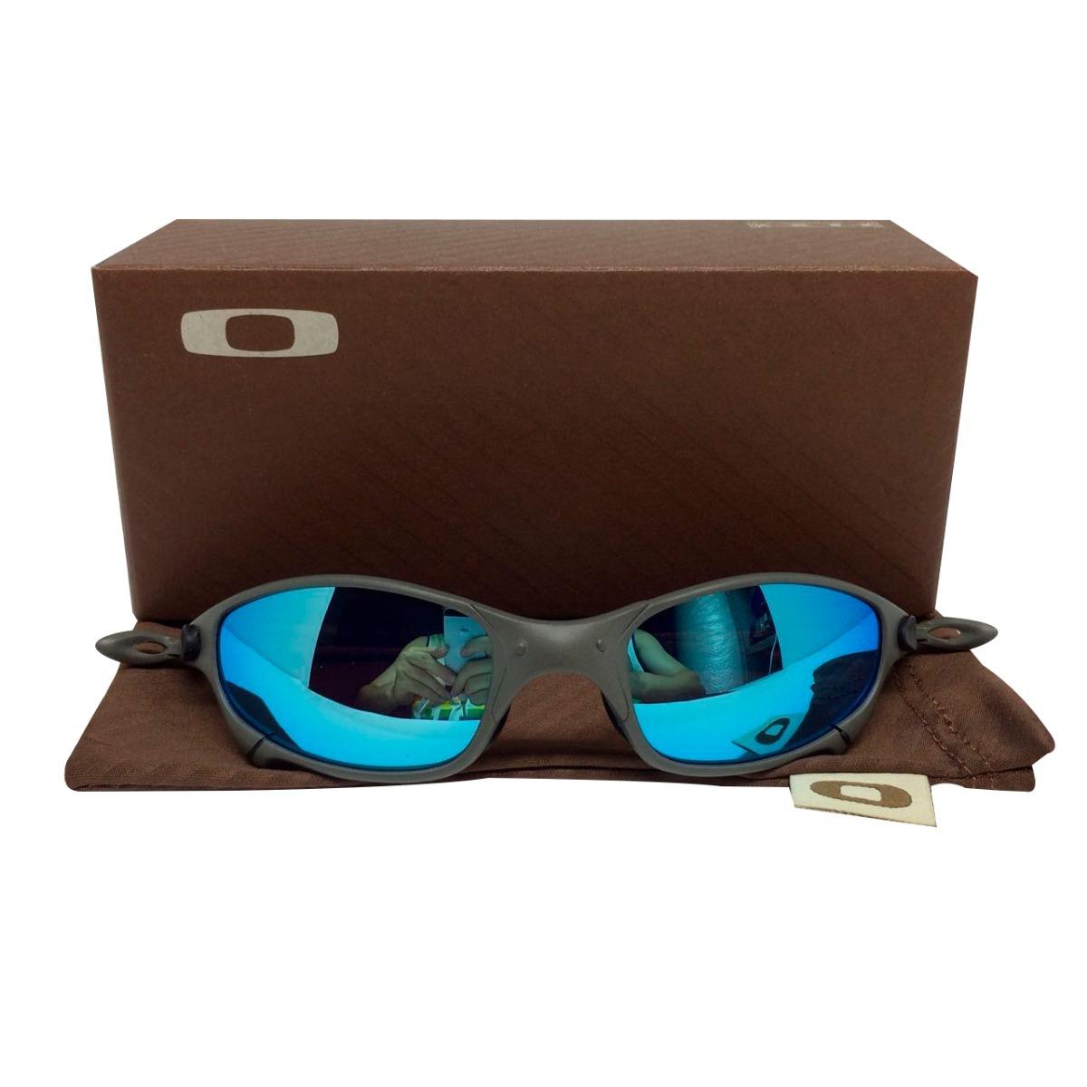 óculos oakley 24k squared ice thug+ certificado+ teste lente. Carregando  zoom. b780ad6498fd3