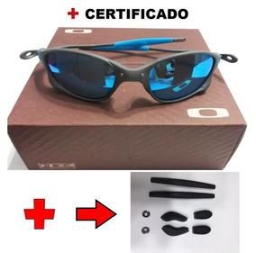 b4c4f5aea Kit Borrachinha Oakley Juliet De Sol - Óculos no Mercado Livre Brasil