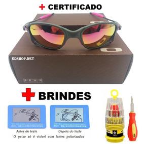 e553a73a3 Óculos Oakley Juliet Lente Rosa - Óculos no Mercado Livre Brasil