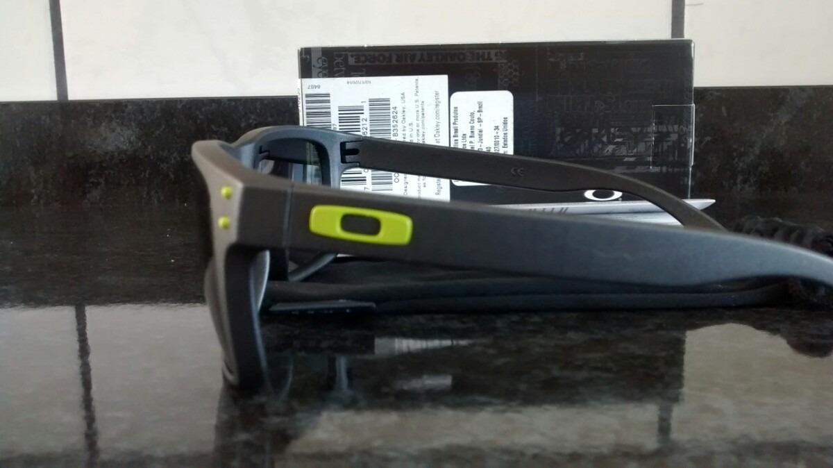 4471bbcbd7c2d Óculos Oakley 9102 5518 Original + Nf - R  469,00 em Mercado Livre