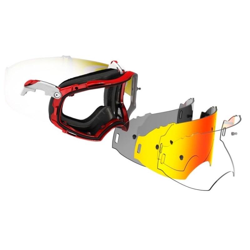 2d08f0b9df94e óculos oakley airbrake mx jet black speed. Carregando zoom.