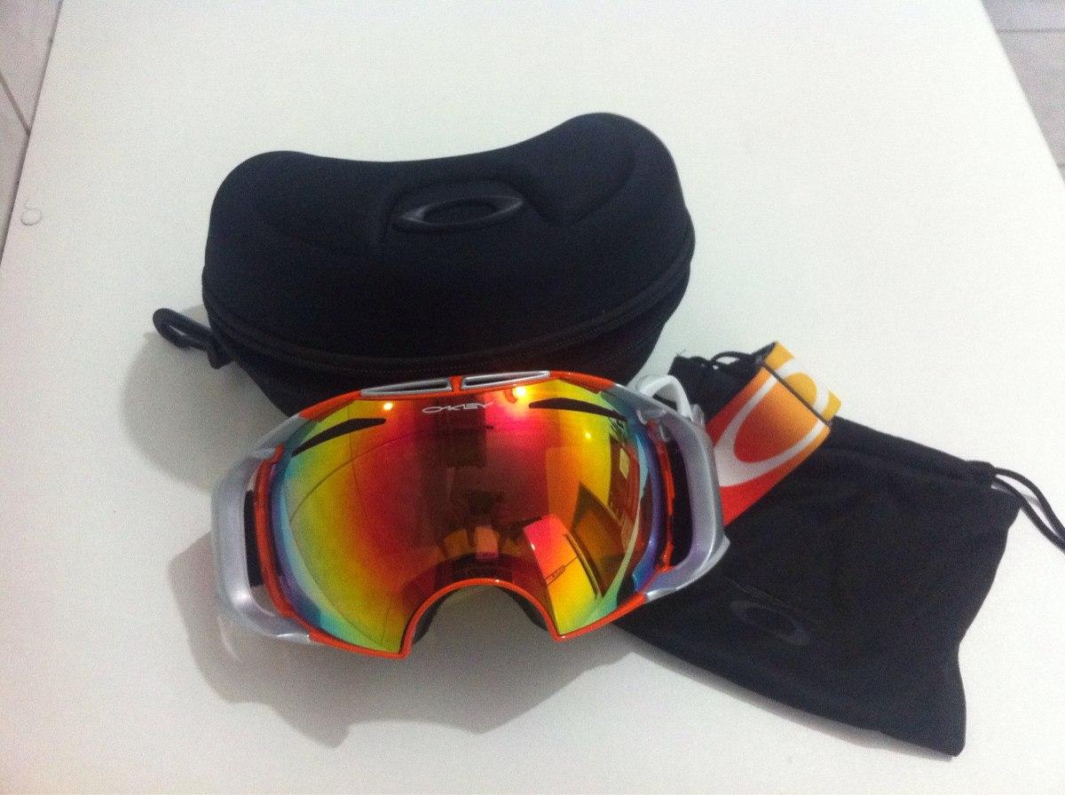 58a900ca098db oculos oakley airbrake snowboard ski neve snow 2016 novo. Carregando zoom.