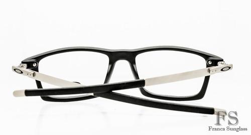 deef6ff8c7d0a armação óculos grau oakley casual acetato masc frete grátis. Carregando zoom...  armação óculos oakley. Carregando zoom... óculos oakley armação