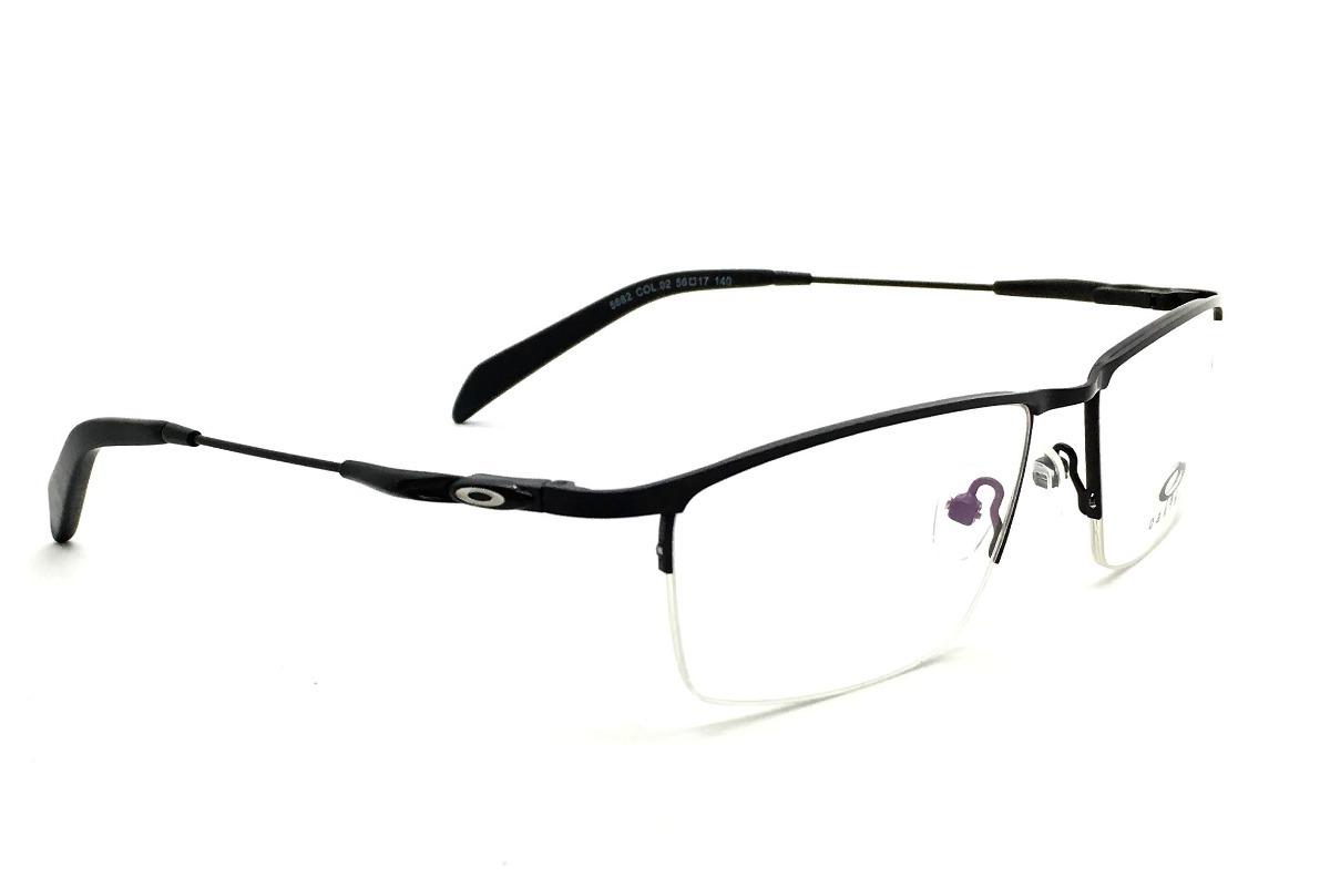 Armação Oculos Grau Masculino Oakley Ox5682 Premium Original - R ... 513286de8e