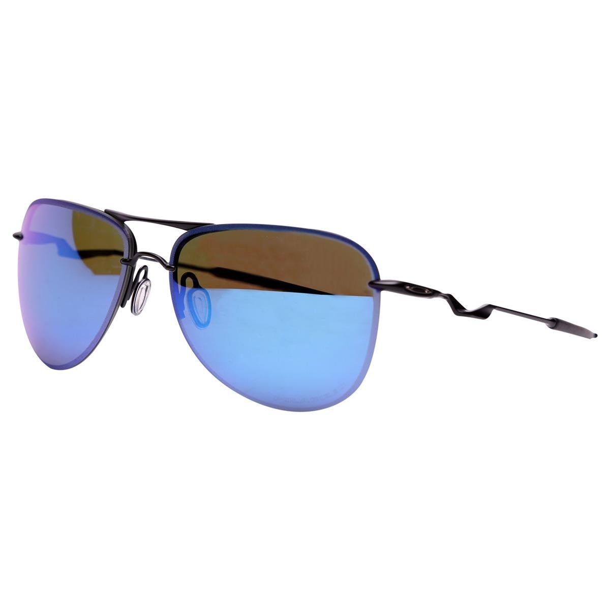 óculos oakley aviador tailpin crosshair polarizado titanium. Carregando  zoom. fabe229557