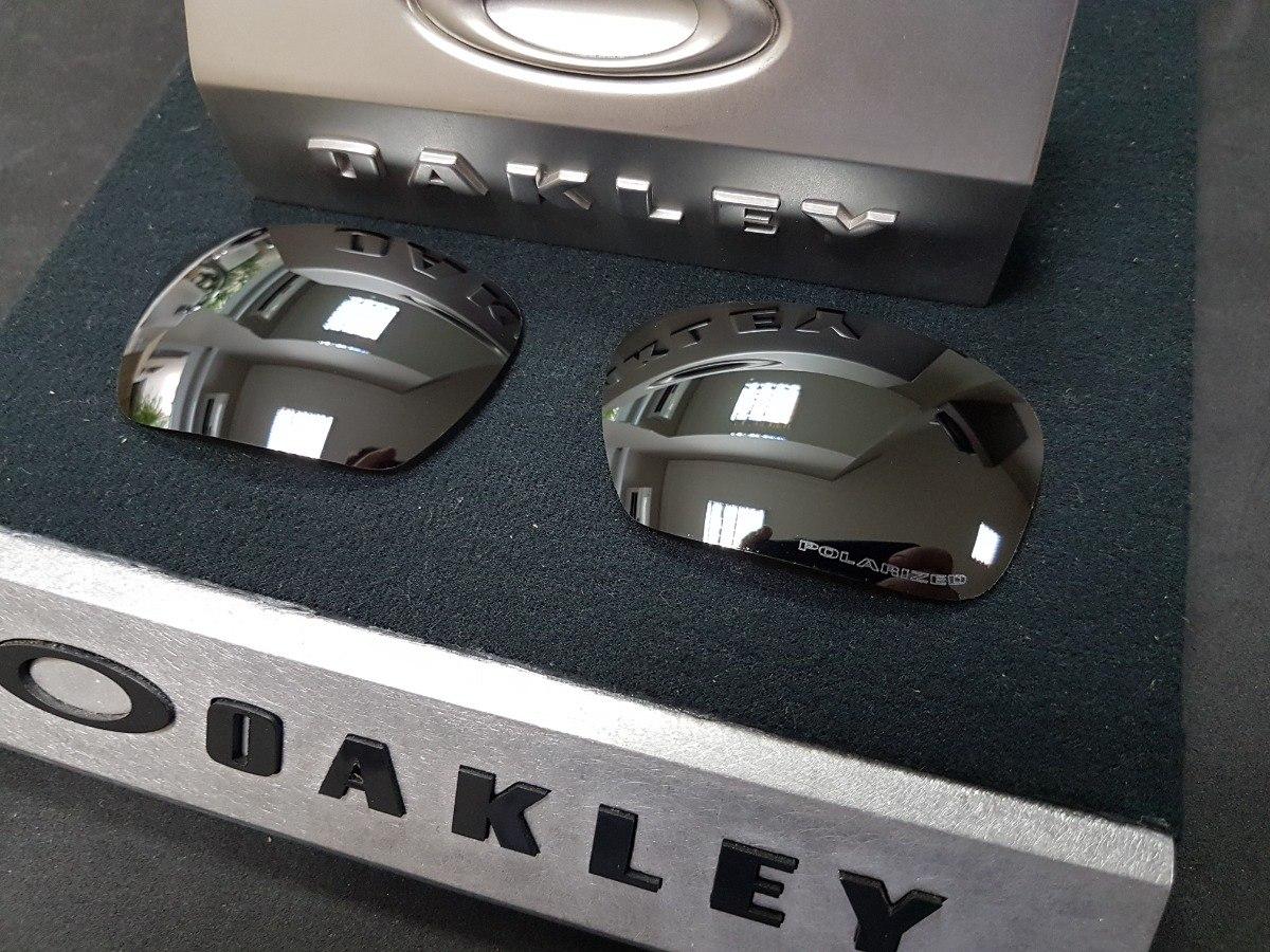 1415ad133f7b6 Óculos Oakley Badman 6020-03 + Combo De 4 Pares De Lentes. - R ...