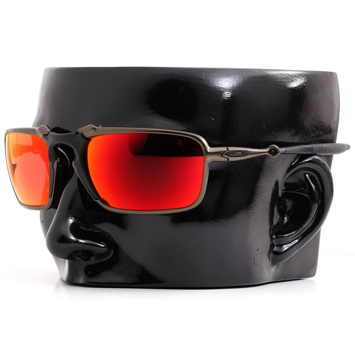 470007ee9 Óculos Oakley Badman Juliet Double Xx Squared 24k Penny Lr - R$ 120 ...