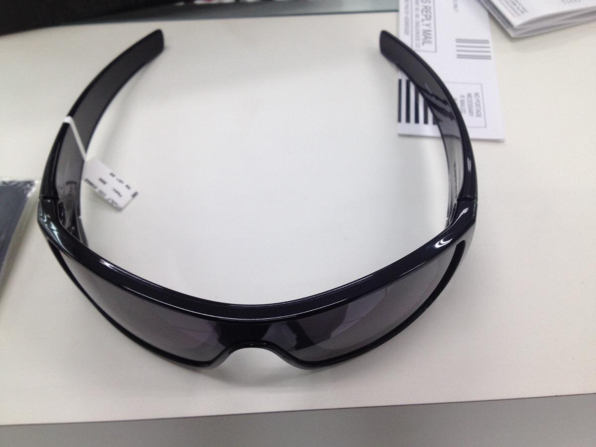 b557ff8d8087a oculos oakley batwolf 009101-08 polished black w  warn grey. Carregando  zoom.