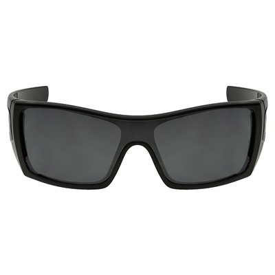 e3b2712ea6676 Óculos Oakley Batwolf De Sol Polarized Preto Matte Black Gre - R ...