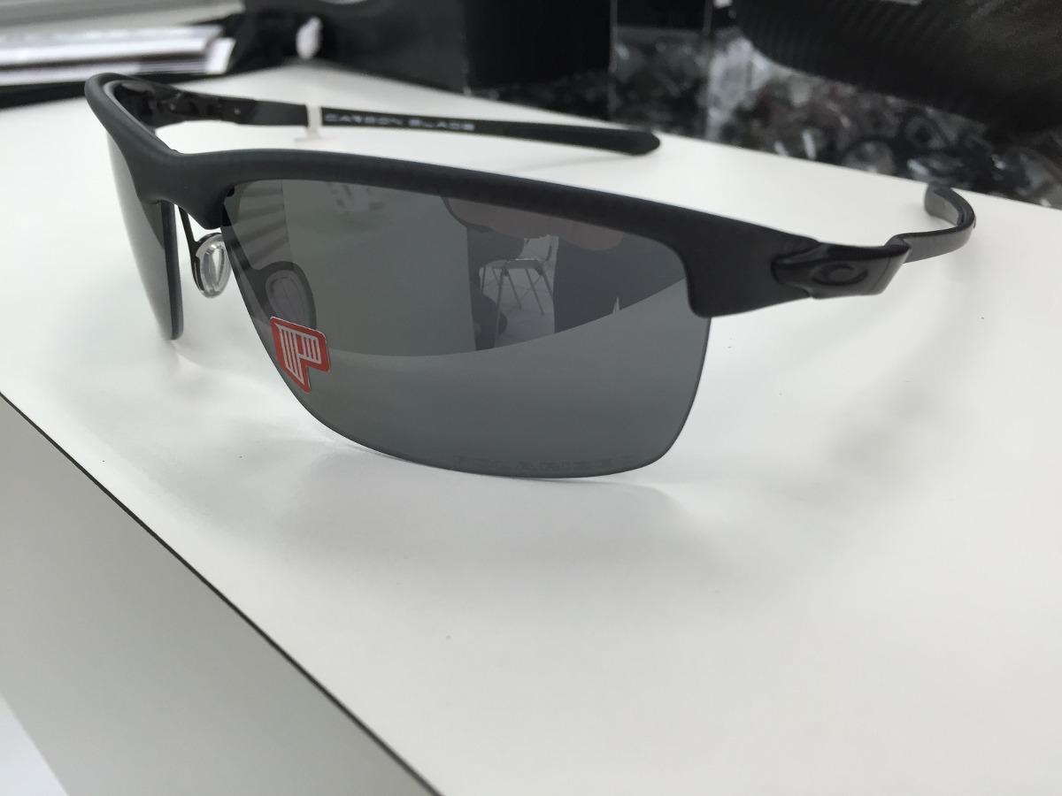 de98837168 oculos oakley carbon blade polarizado oo9174-03 original. Carregando zoom.