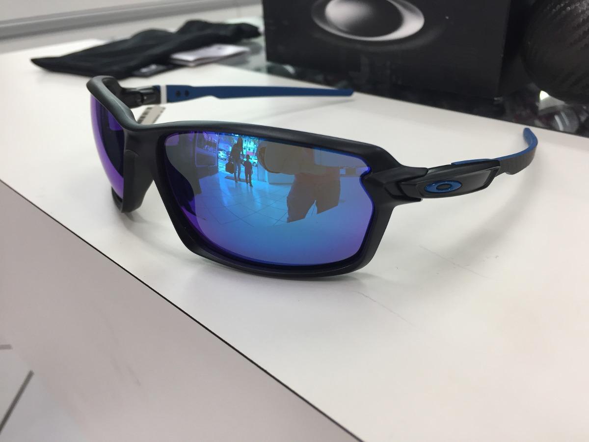 e7ffc841f7dee oculos oakley carbon shift oo9302 02 matte black sapphire. Carregando zoom.