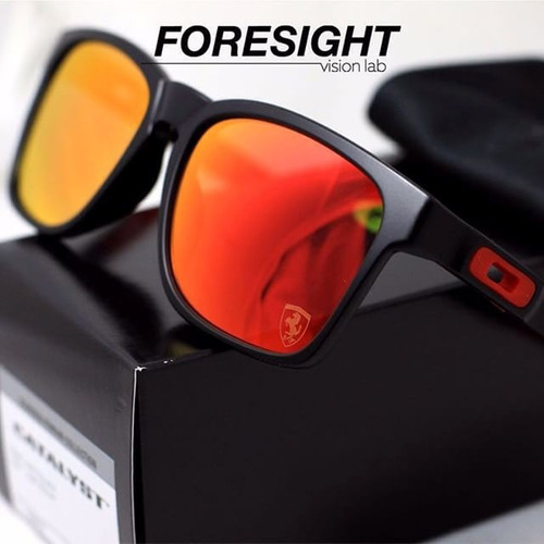 d3041c6a4dc6f Oculos Oakley Catalyst Ferrari Collection Oo9272-07 Original - R ...