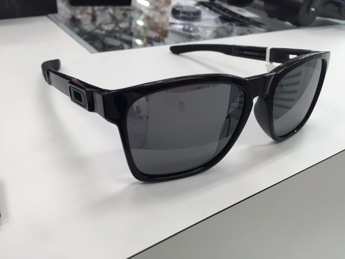 oculos oakley catalyst oo9272-02 polished black original. Carregando zoom. e83e6e42fe