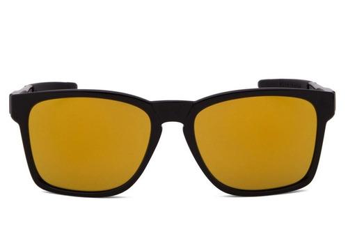 0d4df3f38 Óculos Oakley Catalyst Polished Black W/ 24k Iridium - R$ 550,00 em ...