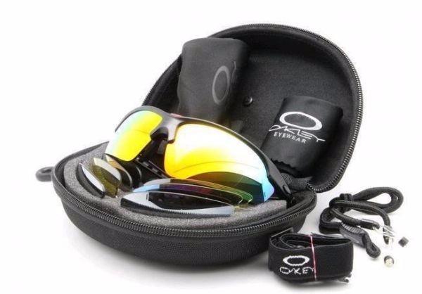 oculos oakley ciclismo 5 lentes