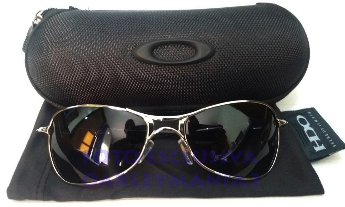 oculos oakley crosshair 2.0 croma lente black polarized+case. Carregando  zoom. e2d461d3cf