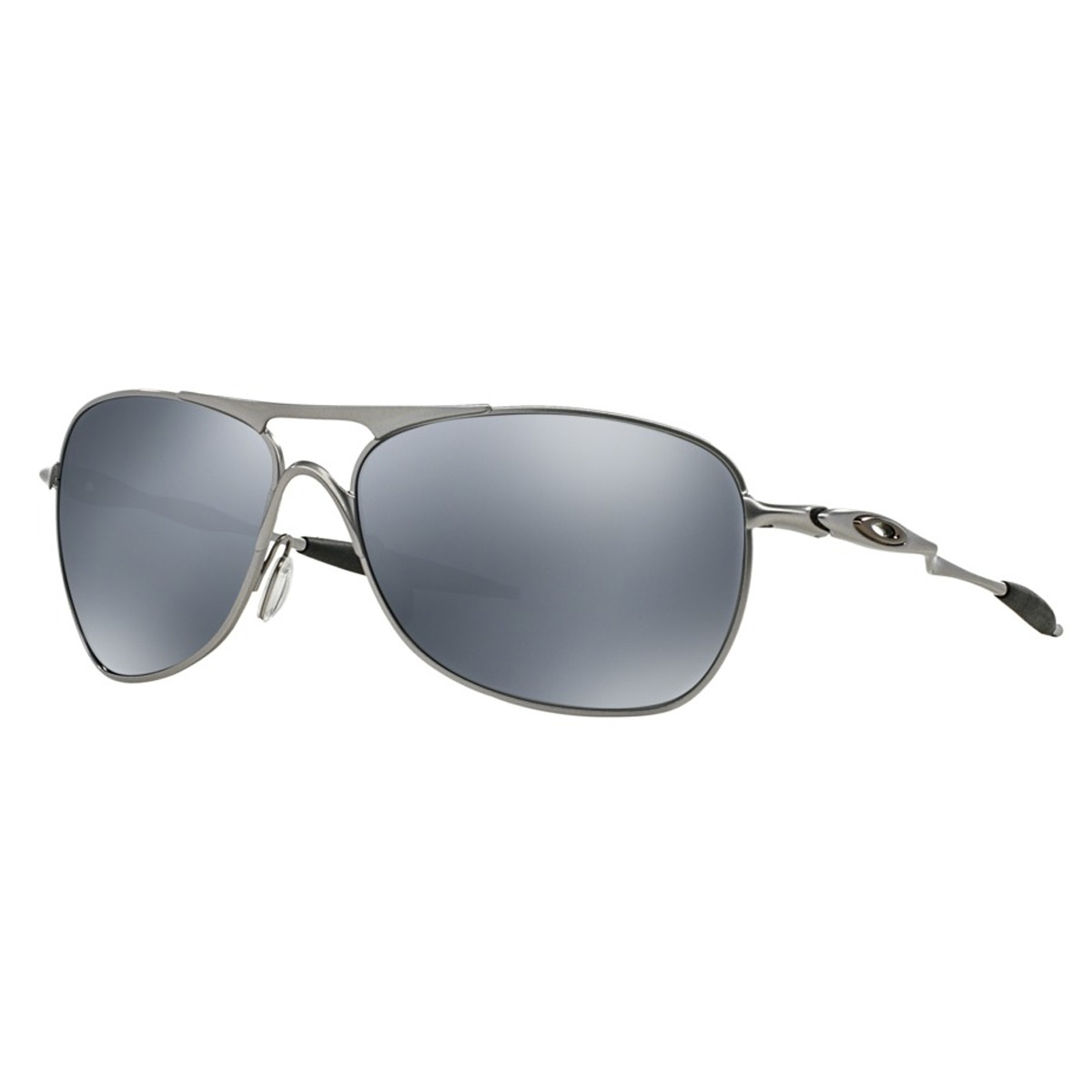 1804aa3671d2d Óculos Oakley Crosshair Lead black Iridium Polarizado - R  649